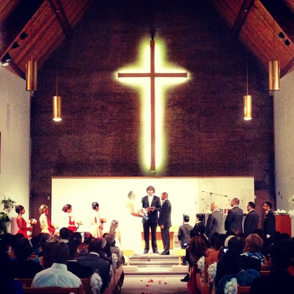 Taking their vows