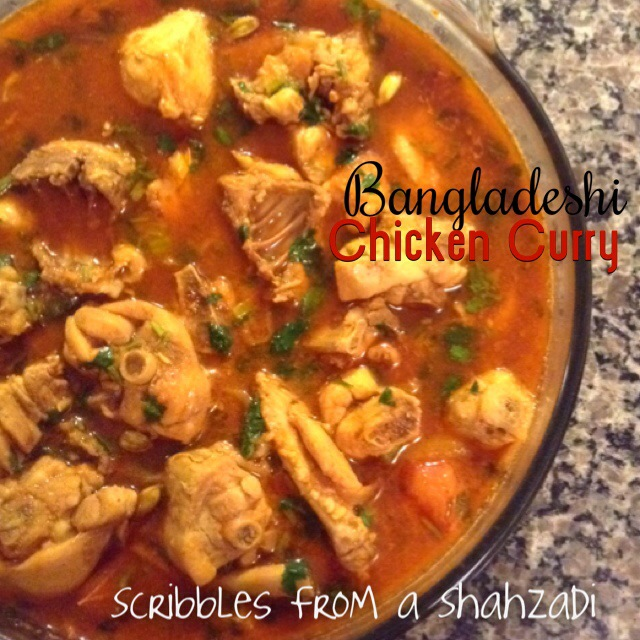 Bangladeshi Chicken Curry