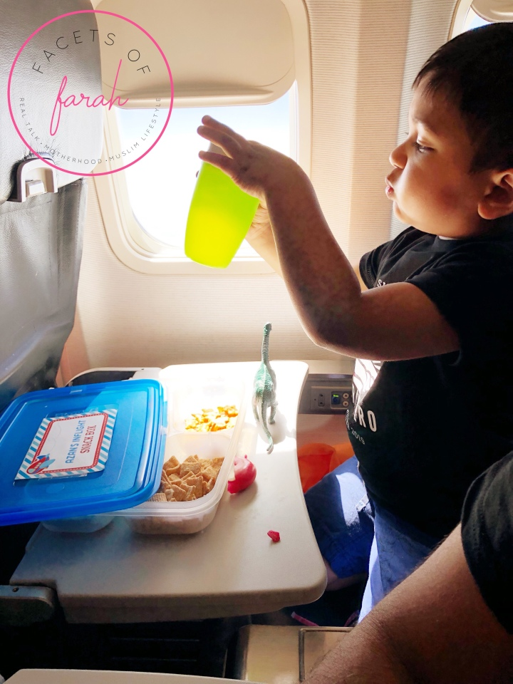 How to Travel Screen Free with a Toddler
